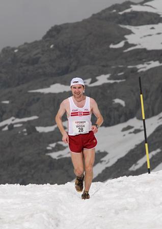 Daniel Wosik, członek Stoor Metrumsport Team