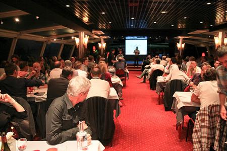 European Outdoor Forum: ispo dinner (fot. ©jmfavre/wooloomooloo)