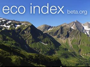 Eco Index zaliczony do dziesięciu najbardziej obiecujących proekologicznych inicjatyw biznesowych roku 2010