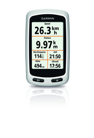Garmin, Edge Touring