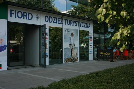 Fjord, nowy sklep outdoorowy w Warszawie
