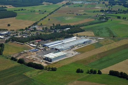 Fabryka Thule Group w Hucie (fot. Thule)