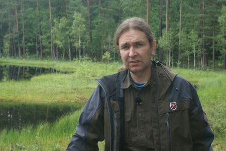 Dariusz Morsztyn, ambasador marki Fjallraven w Polsce (fot. HBMM)