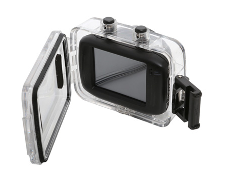 Kamera GOCLEVER DVR SPORT w wersji wodoszczelnej