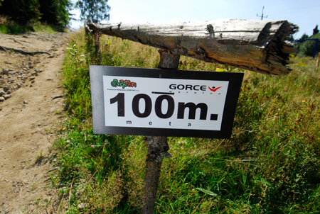 Maraton Gorce (fot. Monika Strojny)