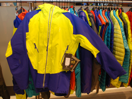 ISPO MUNICH 2013: kurtka Rock Hard Jacket marki Haglofs (fot. 4outdoor)