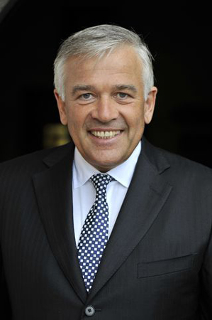 Heiner Oberrauch, prezes firmy Oberalp, Salewa