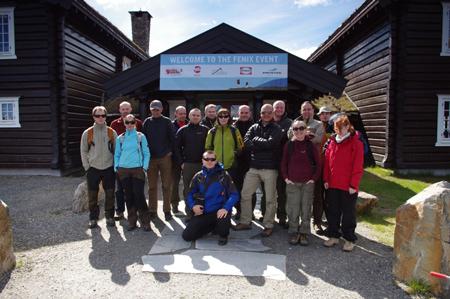 Fenix 50, uczestnicy spotkania (fot. HBMM)