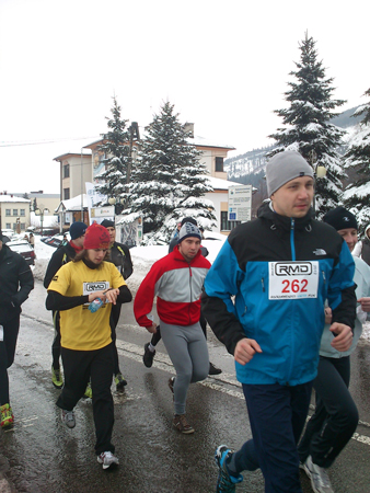 RMD Winter Run - Jeszcze w mieście (fot. Publink)