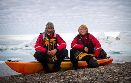 Jon Turk i Erik Boomer