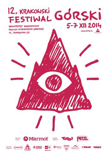 Sponsorzy 12. Krakowskiego Festiwalu Górskiego