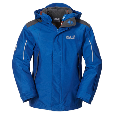 Jack Wolfskin, Kids Blackcomb Jacket