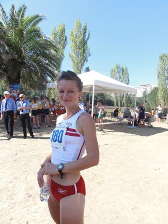 Dominika Wiśniewska, Mistrzostrwa Świata w Biegaxh Górskich, Albania (fot. Stoor)