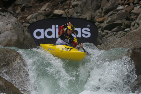 adidas Sickline Extreme Kayak World Championship 2011 (fot. Manuel Arnu)