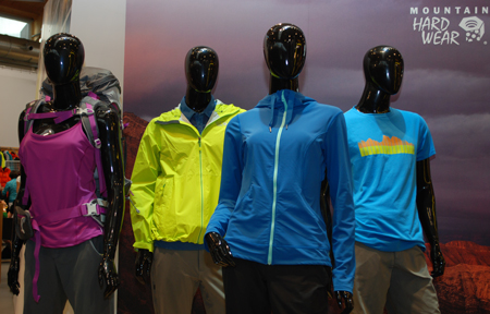 OutDoor Show 2012 - Mountain Hardwear (fot. 4outdoor.pl)