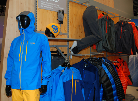 ISPO MUNICH 2013: Seraction Jacket marki Mountain Hardwear (fot. 4outdoor)