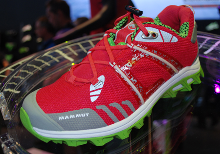 OutDoor 2012 – Mammut, buty MTR 201 (fot. 4outdoor.pl)