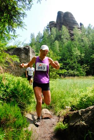 Maraton Gór Stołowych 2012  (fot. Monika Strojny)