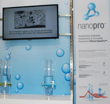 Marmot, prezentacja NanoPro (fot. 4outdoor)