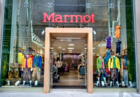 Marmot - sklep w Londynie (fot. Tim Glasby)