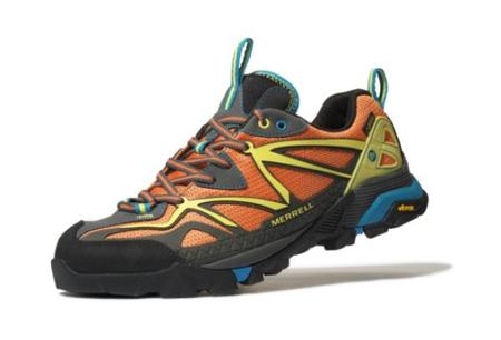 Speed hiking z Merrell Capra – stabilność na granicy niepewności