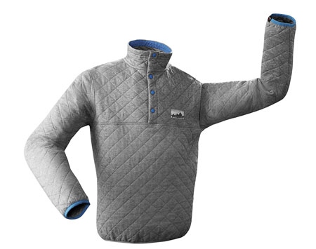 Patagonia, Diamond Quilt Snap T
