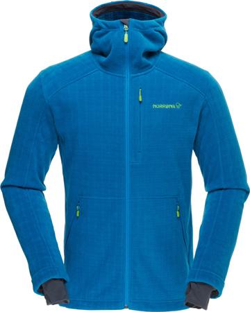 Norrona, bluza wykonana z ekologicznego Polartec® Wind Pro®