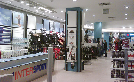 Nowy salon Intersport w Płocku