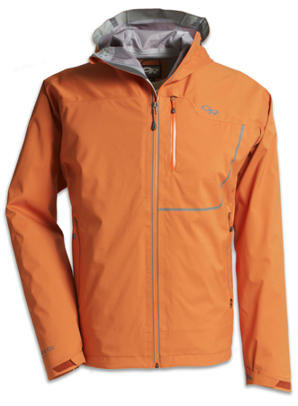 Outdoor Research, kurtka Axiom Jacket wykonana z Gore-Tex Active Shell