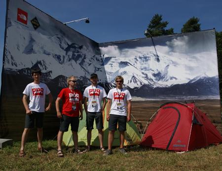 Miasteczko Himalajskie POG na Woodstock 2012  (fot. POG)