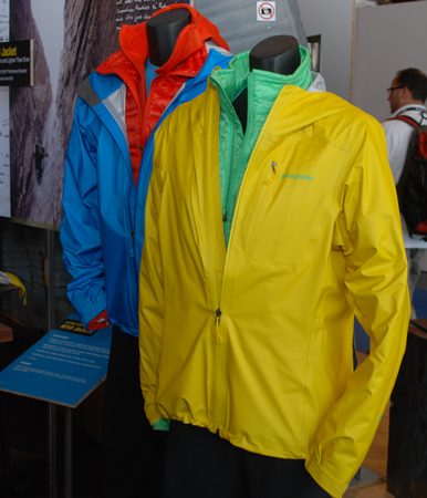 OutDoor Show 2012 - Patagonia (fot. 4outdoor.pl)