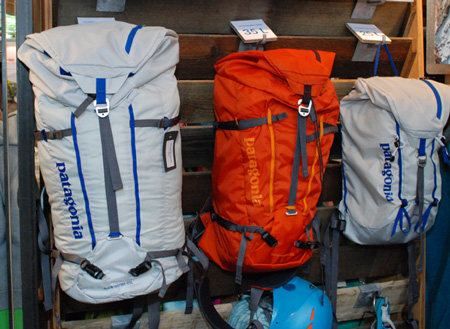 Patagonia, plecaki Ascensionist Pack
