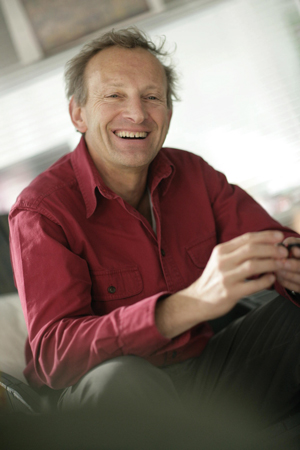 Paul Petzl (fot. Messe Friedrichshafen GmbH)