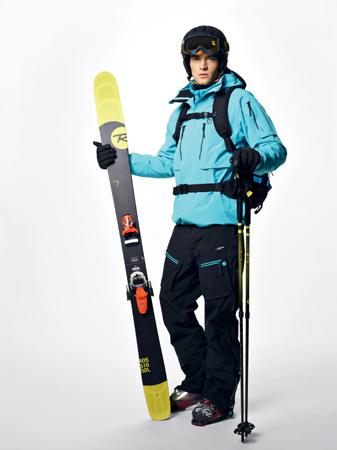 Rossignol, spodnie i kurtki z Polartec® NeoShell®