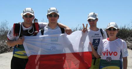 SALEWA TRAILteam startuje w Mistrzostwach Świata w Adventure Racing
