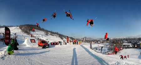 The North Face Polish Freeskiing Open (fot. Tomasz Gola/fikcja.pl)