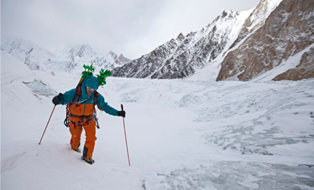 Wyprawa na Gasherbrum II (fot. Core Richard)