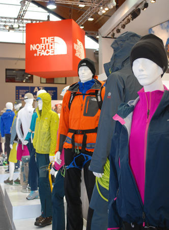 OutDoor Show 2012 - The North Face (fot. 4outdoor.pl)