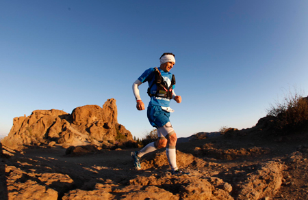 Transgrancanaria 2012 - Sebastien Chaigneau (fot. The North Face® Transgrancanaria)