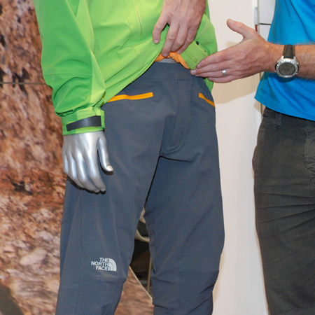 The North Face, spodnie Satelite Pant (fot. 4outdoor)