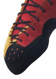 Asymetria w butach wspinaczkowych – przegląd zagadnienia