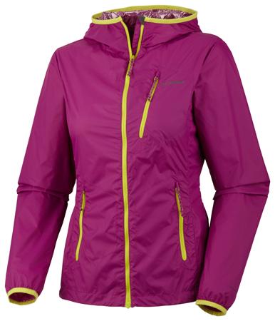 Columbia, damska kurtka Trail Fire Windbreaker Jacket