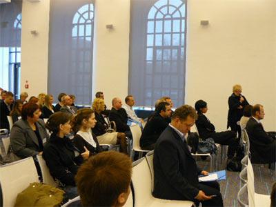 Uczestnicy seminarium w Łodzi