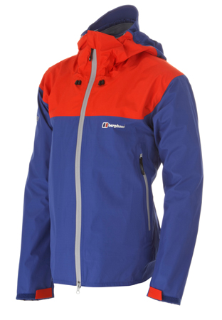 Berghaus, Velum Jacket z laminatem Gore-Tex® Active Shell