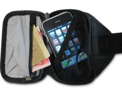PacSafe, portfel WalletSafe 300