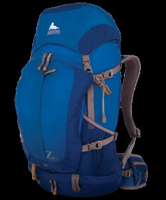 Plecak Z40 marki Gregory nagrodzony przez magazyn Alpin
