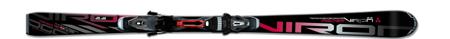 Viron 2.2 black red Powerrail marki Fisher, to narta przeznaczona dla osób, które opanowały sport w stopniu zaawansowanym. Sugerowana cena de