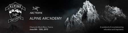 Alpine Arc'ademy – akademia Arc'teryxa w sercu Alp