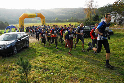 Adventure Racing Cup, Kaszuby start