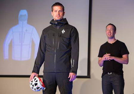 Black Diamond wchodzi na rynek z nową kolekcją odzieży (fot. snewsnet.com)